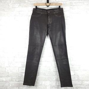 DL1961 Faux leather Emma Legging   Size 27
